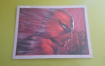 Litho Exclusive Spider-man Angoulême 2002 Edition Lim Num DELL'OTTO 555ex Panini