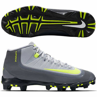 new arrivals 22697 fa9de Nike Air Huarache 2KFilth Keystone Mid Baseball Cleats SIZE 10 Men s 807141