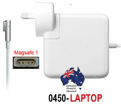 "Adapter Power Charger for Apple MacBook Pro A1278 A1342 13""models 60W MagSafe 1"