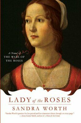 Lady of the Roses by Sandra Worth Book The Cheap Fast Free Post