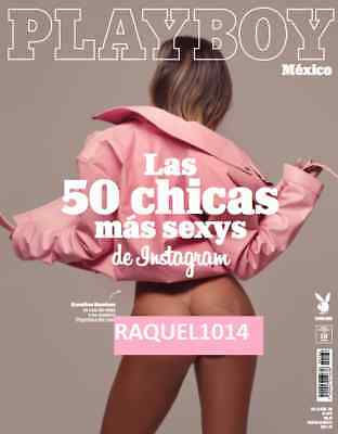 Playboy Mexico Karolina Ramirez Abril Abril 2018  Playboy Mexican Edition New