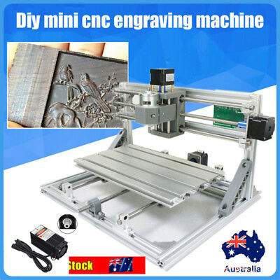 3Axis CNC 3018 Wood Engraving Carving PCB Milling Machine Router Engraver Module