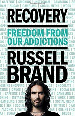 Recovery: Freedom From Our Addictions by Brand, Russell Book The Cheap Fast Free