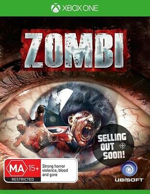 ZOMBI (Xbox One)  ✓ BRAND NEW ✓ SEALED ✓ AUSTRALIAN VERSION Game Survival Horror