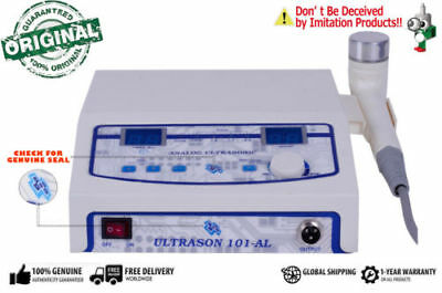 Original ultrasound physical therapy machine 1mhz for pain relief - UTS101AD UU1