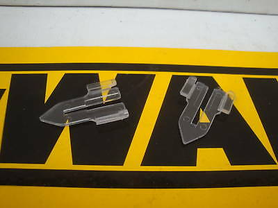 Pair Of Dewalt Anti Splinter Inserts Dw331 Dc330 Jigsaw 402140-00
