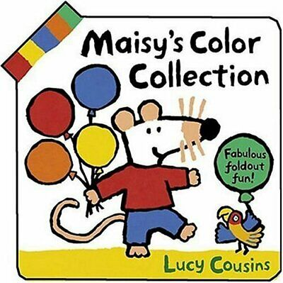Maisy's Color Collection by Cousins, Lucy Book The Fast Free Shipping
