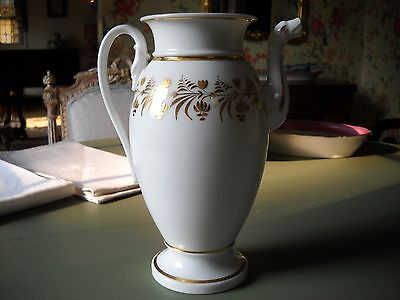 Old Paris Vieux Paris Empire Coffee pot without lid.  Very Fine no loss to Gold!