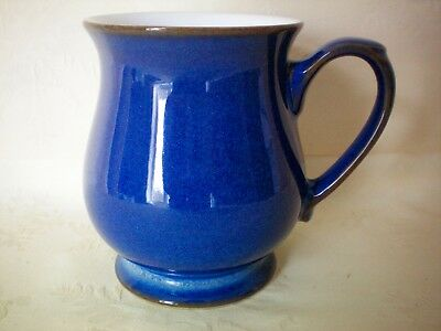 Denby Imperial Blue Craftsman Mug Excellent Condition Several Available ref (C)