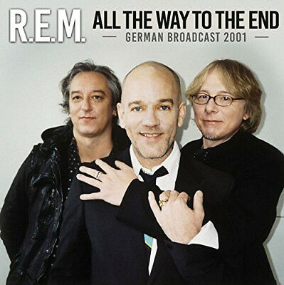 R.E.M. : All the Way to the End CD (2018) ***NEW***