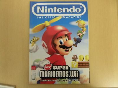 Retro Gaming Magazine * OFFICIAL NINTENDO MAGAZINE - ISSUE 49 * Nintendo 23402