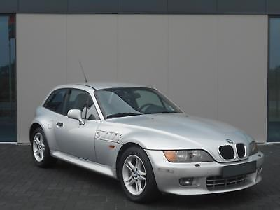 2000 BMW Z3 2.8 Coupe Automatic Silver 24000 miles LHD