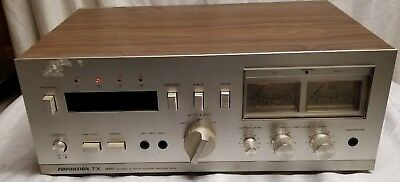 Soundesign - TX 491 - Stereo 8 Track Player Deck - Fires Up - UN-Tested - READ