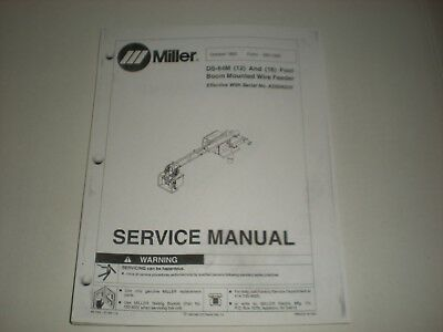 Miller 024801 Sealed Bearing for wire feeder genuine service part NTN 62012