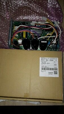 Toshiba 431 6V 284 PCB , NEW IN BOX WITH ALL ACCESSORIES