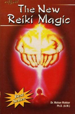 The New Reiki Magic by Maktar, Dr. Mohan Paperback Book The Cheap Fast Free Post