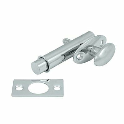 Deltana MB175U26 Screen Doors and Cabinet Doors Solid Brass Mortise Bolt for Lig