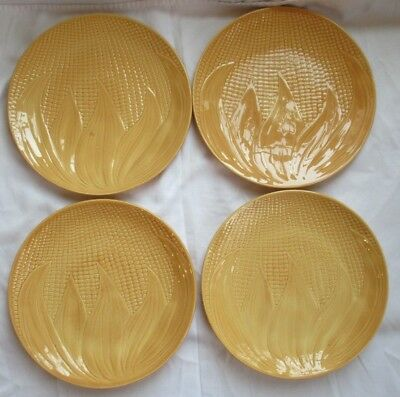 Stangl Pottery Maize Ware Dinner Plates - Set Of 4