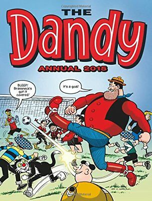 The Dandy Annual 2015 (Annuals 2015) Book The Cheap Fast Free Post