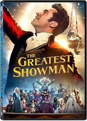The Greatest Showman [New DVD] Dolby, Subtitled, Widescreen