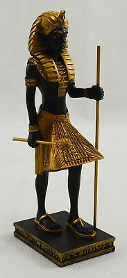 Superb Egyptian Gold Tutankhamun Pharaoh Statue/Figurine/Ornament Egypt/King
