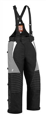 Arctiva Comp 7 Youth Insulated Winter Sled Riding Gear Snowmobile Bibs-5/6