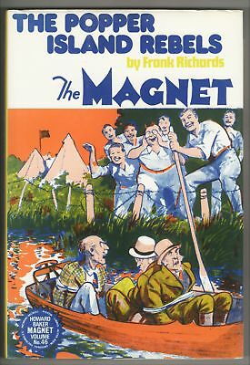 The Magnet Annual - The Popper Island Rebels - 1976 - No 46 - AS NEW!!