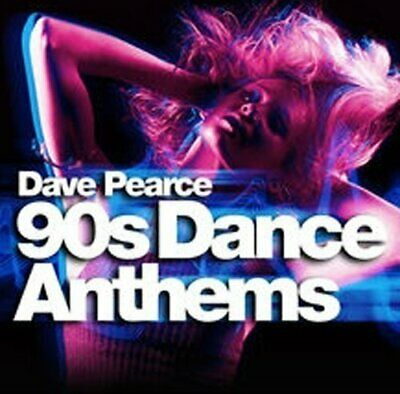 Various Artists - Dave Pearce 90s Dance Anthems - Various Artists CD TMVG The
