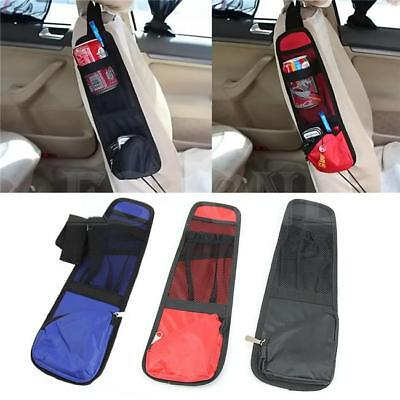 CAR SEAT SIDE-BACK COVER HANGING MULTI-POCKET STORAGE BAG ORGANIZER Pouch 1PC LG