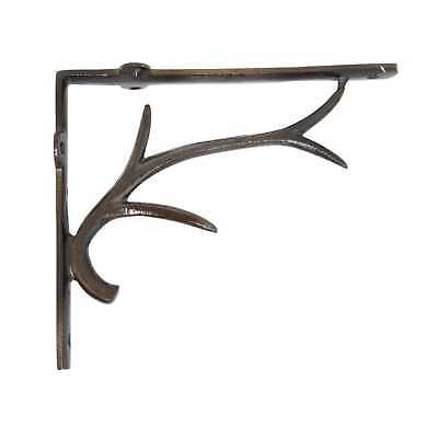 Three Hands Corner Bracket - Bronze