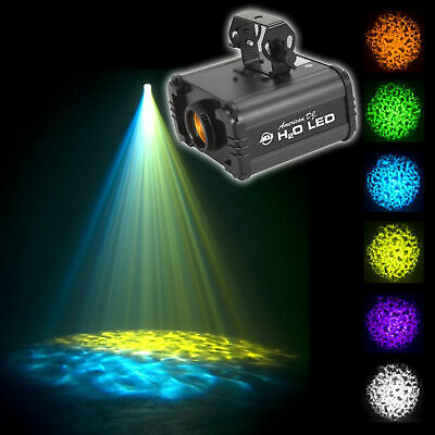 American DJ H20 LED IR Multi Color Water Flowing DJ Light Effect FX