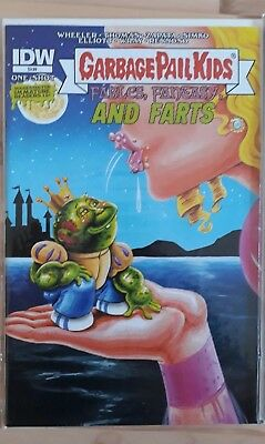 Garbage Pail Kids. IDW Comics. Fables, Fantasy and Farts. Issue #3 NM+