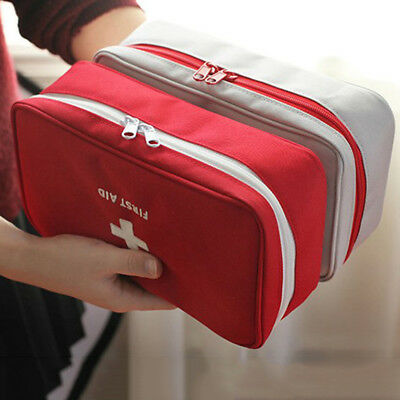 Rescue Bag Survival Portable Storage Treatment Mini Medical First Emergency Aid