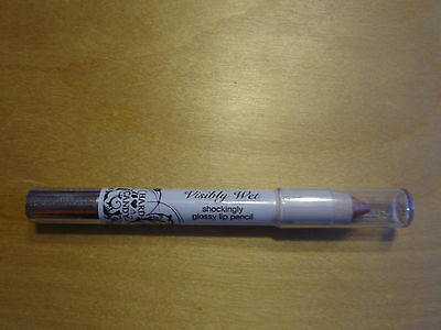 Hard Candy Visibly Wet All Glossed Up Shockingly Glossy Lip Pencil #247 Diva
