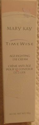 MARY KAY Timewise Time Wise Age Fighting Eye Cream .65 Oz/18 g. #710100 - NEW!