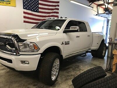 2016 Ram 3500 limited LIMITED BDS lift American Force wheels