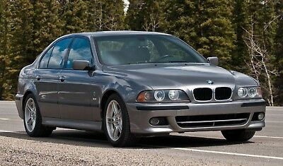 BMW: 5-Series 530iA M-Tech package Full-feature M-Tech package, problem-free, long-time enthusiast owner
