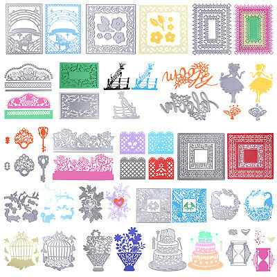 New Arrival Metal Cutting Dies Stencil Scrapbook Paper Card Craft Embossing DIY