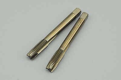 5PC 12mm  HSS H2  Spiral Cobalt Right hand Thread Tap M12 for Stainless Steel