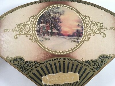 vintage Chocolate box Miss Daveney Confectionary Sydney House of 1840 - 1927