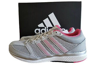official photos de823 7a41f Adidas Womens Girls Mana RC Bounce W Trainers Running Shoes B72972 UK 4.5  to 8