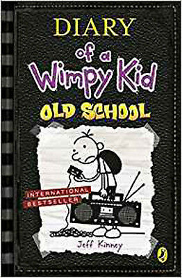 Diary of a Wimpy Kid: Old School, New, Kinney, Jeff Book