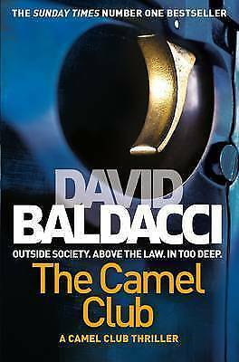 The Camel Club by David Baldacci (Paperback) New Book