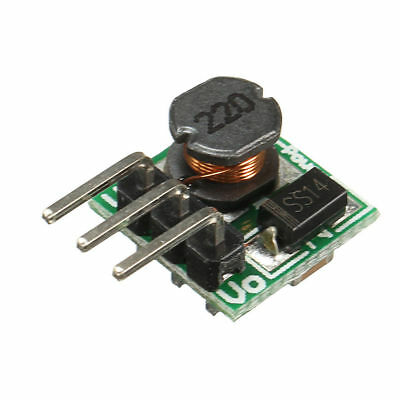 Mini Arduino DC-DC Voltage Converter 0.8-3.3V to 3.3V Step up Power Module