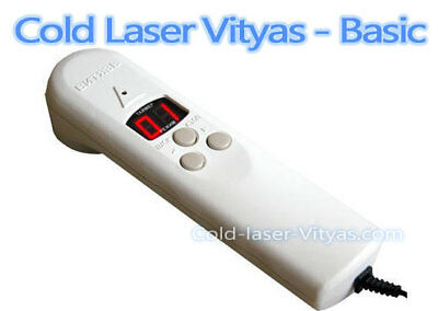 Cold Laser for Chiropractic. Low Level Laser Therapy. 110/220V version. Free S/H