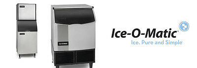 B75PS-ICEE Ice-O-Matic BIN 740LB 42X31X50 ALL STAINLESS