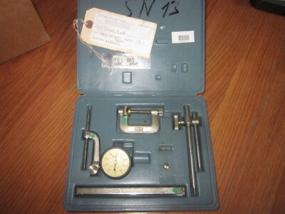 "Nice Ames .001"" Dial Indicator Gage Jewel Universal 22A Gauge Waltham Mass Used"