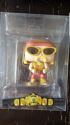 funko pop hulk hogan wwe exclusive