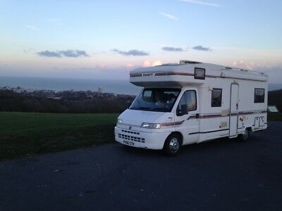 1995 Swift Royale 610 Very Good Condition 163 7 890 99
