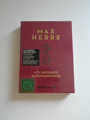 Max Herre - MTV Unplugged KAHEDI Radio Show (Limited Deluxe Edition)